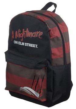 Nightmare on Elm Street Mix Block Claw Backpack Alt 1