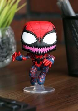 Spider-Man Spider-Carnage Pop! Vinyl Figure - Exclusive-1