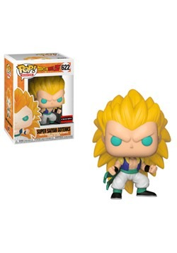 Dragon Ball Z Super Saiyan 3 Gotenks Pop! Vinyl Figure - Exc
