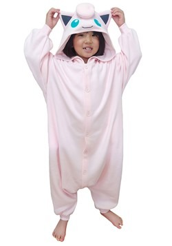 Pokemon Jigglypuff Child's Kigurumi
