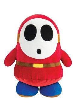 Super Mario Shy Guy 15 inch Club Moochi Moochi Plush