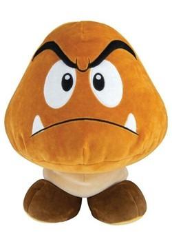 """Super Mario Goomba 15"""" Club Moochi Moochi Plush"""