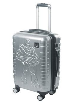 Toy Story 21 in Molded Buzz Lightyear Suitcase