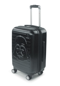 Star Wars Vader 21in Hard Shell Carry On Suitcase