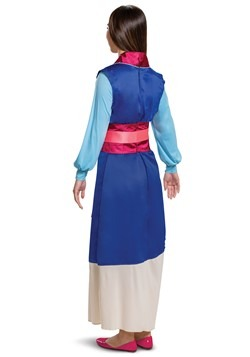 Disney Mulan Blue Dress Costume for Women 2