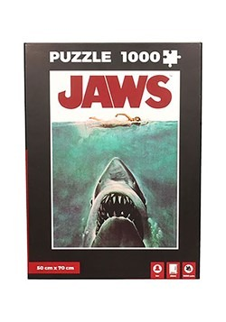 Jaws 1000 Piece Puzzle