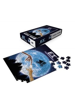 E.T. The Extra Terrrestrial 1000 Piece Puzzle Alt 1
