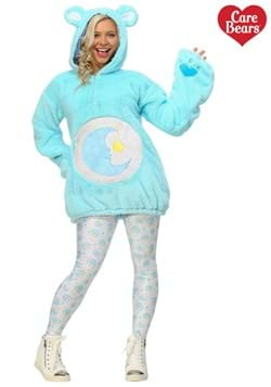 Care Bears Womens Plus Size Deluxe Bedtime Bear Costume