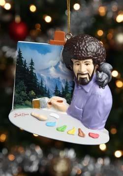 Bob Ross Painting Ornament_update