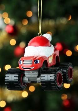 Blaze and The Monster Machines Truck Ornament
