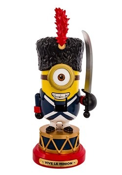 Minion Nutcracker