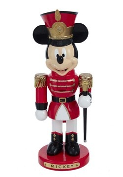 Mickey Mouse Marching Band Leader Nutcracker