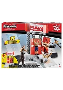 WWE Wrekkin Entrance Stage