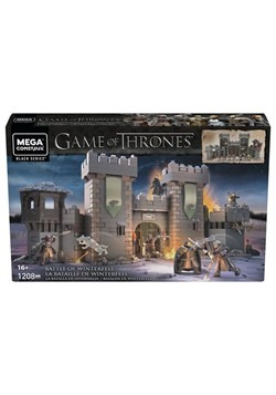 Game of Thrones Battle of Winterfell Mega Construx