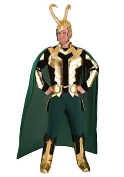 Marvel Loki Adult Plus Size Premium Costume