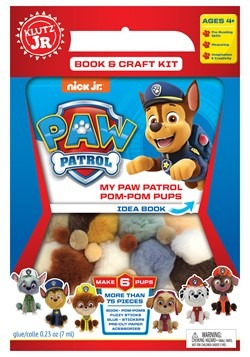 My Paw Patrol Pom-Pom Pups Craft Kit