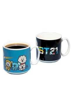 BT21 Heat Change Mug Alt 1