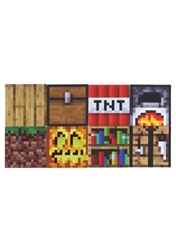 Minecraft Block Coasters Alt 2
