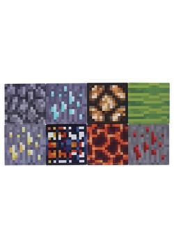 Minecraft Block Coasters Alt 3