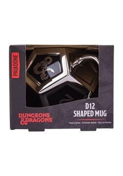 Dunegeons & Dragons D12 Mug