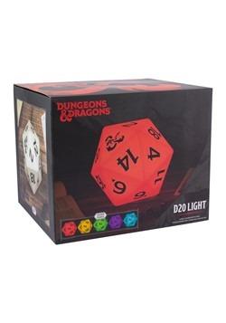 Dungeons & Dragons D20 Light