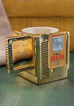 Legend of Zelda Cartridge Shaped Mug Alt 1