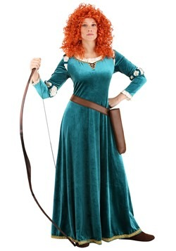 Brave Disney Merida Costume for Women