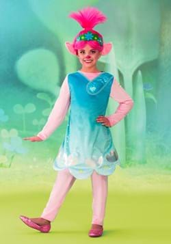 Trolls World Tour Deluxe Poppy Costume
