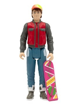Back to the Future 2 Reaction Wave 1 Marty McFly A