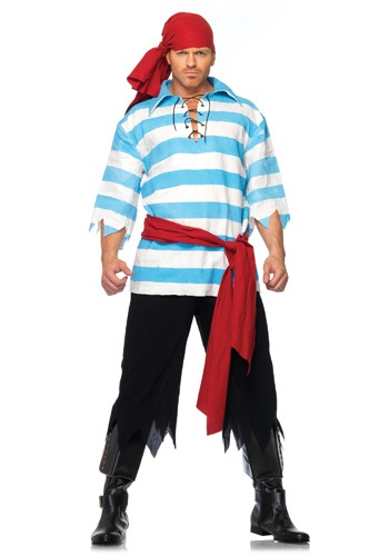 Pillaging Pirate Mens Costume