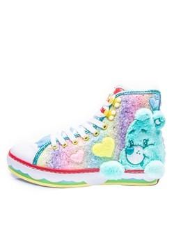 Irregular Choice Care Bears Cute Adorable Sneakers3