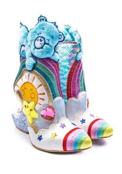 Irregular Choice Care Bears I Like Sleep Molded Heel Boots