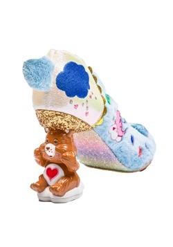 Irregular Choice Care Bears Grin & Share It GreenBlue Heels2