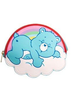 Irregular Choice Care Bears Bear Hugs Blue/Green Purse