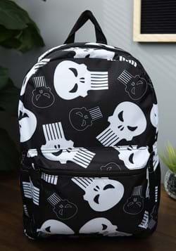 Marvel The Punisher Logo All-Over Print Backpack