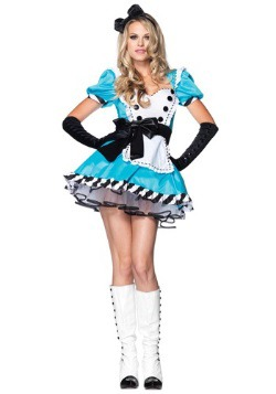Women's Charming Alice Costume