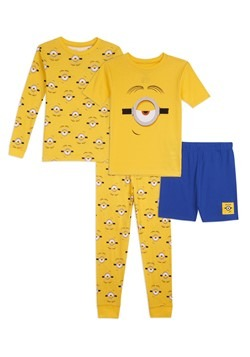 Boys Minions 2 Piece Sleep Set