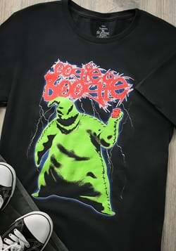 Mens Nightmare Before Christmas Oogie Boogie T-Shirt-Update