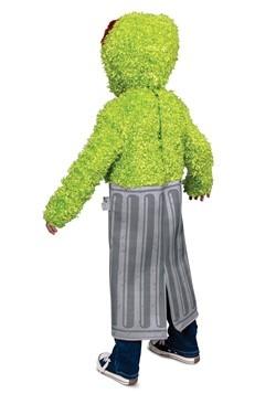Sesame Street Infant Oscar the Grouch Costume Back