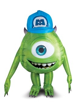 Adult Monsters Inc. Mike Inflatable Costume