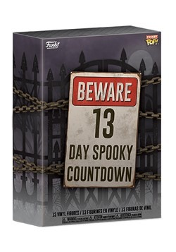 Funko Halloween Advent Calendar: 13-Day Spooky Countdown