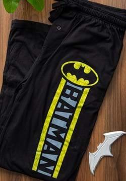 Mens Batman Stripe Sleep Pants Upd