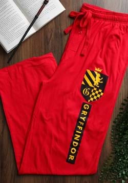 Adult Gryffindor Sleep Pants
