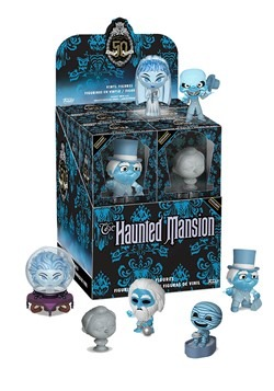 Mini Vinyl Figures: Haunted Mansion