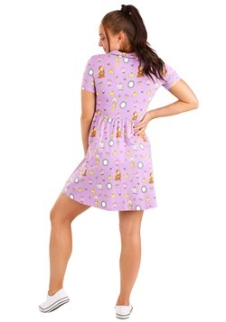Be Our Guest Beauty and the Beast Dress alt 1