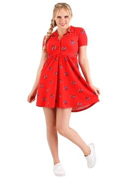 Stitch Laser Dress alt 2