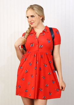 Stitch Laser Dress alt 3