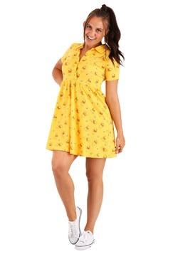 Winnie the Pooh Dress alt 2