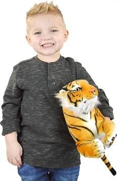 Arrow the Tiger Animal Plush Alt 1