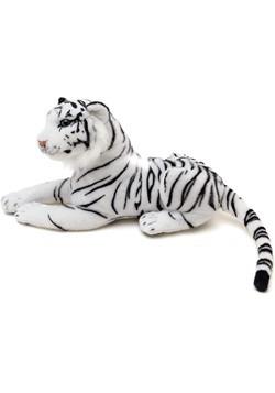 Saphed the White Tiger Animal Plush Alt 2